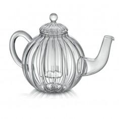 Τσαγιέρα Διάφανη Coffe & Tea 1.25lt IVV