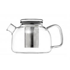 Τσαγιέρα Γυάλινη Με Φίλτρο 1,3Lt My Glass