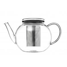 Τσαγιέρα Γυάλινη Με Φίλτρο 1,1Lt My Glass