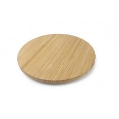 Πλατό Σερβιρίσματος Bamboo Sendai Περιστρεφόμενο 45cm Salt & Pepper