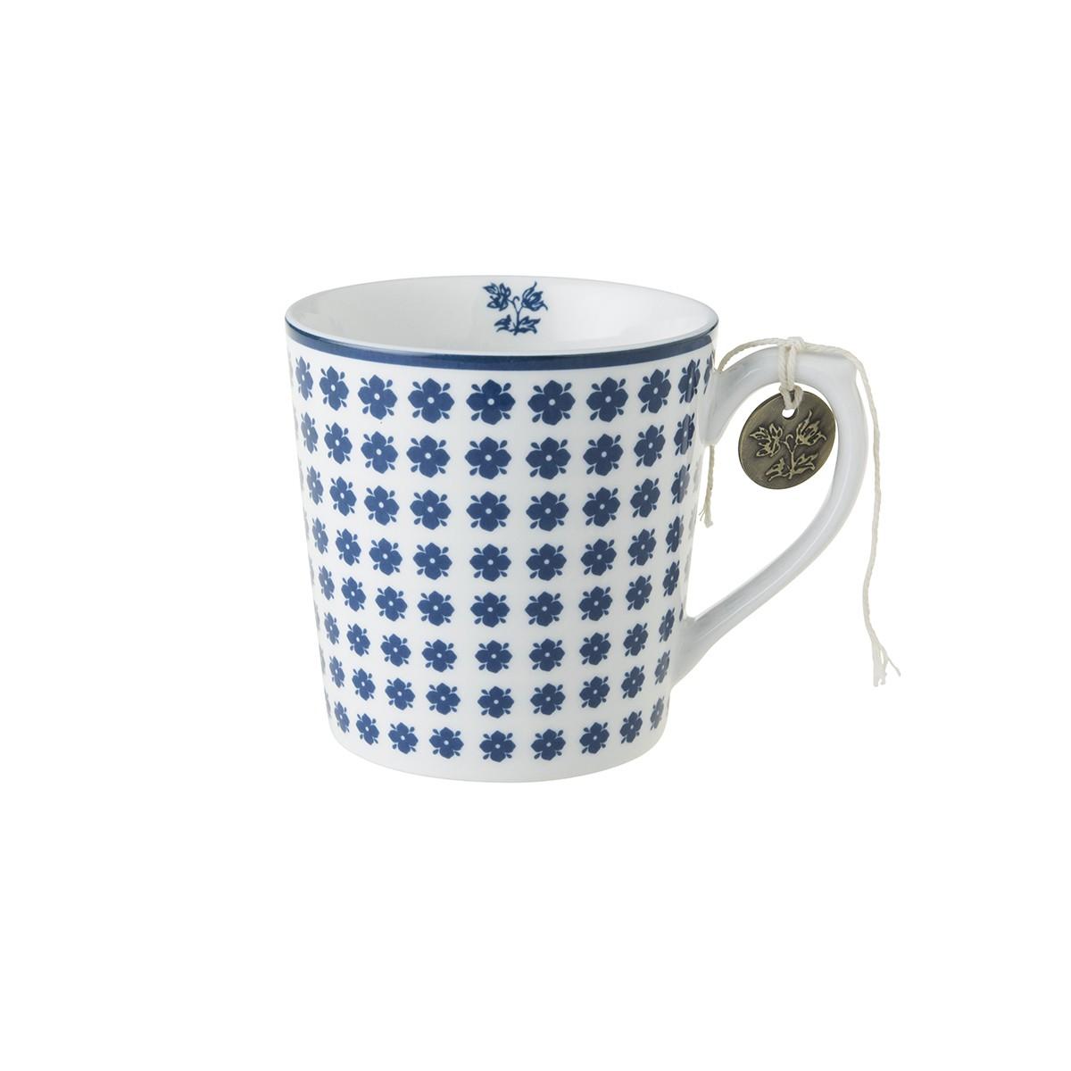 Κούπα Laura Ashley Humble Daisy New Bone China 320ml home   ειδη cafe τσαϊ   κούπες   φλυτζάνια