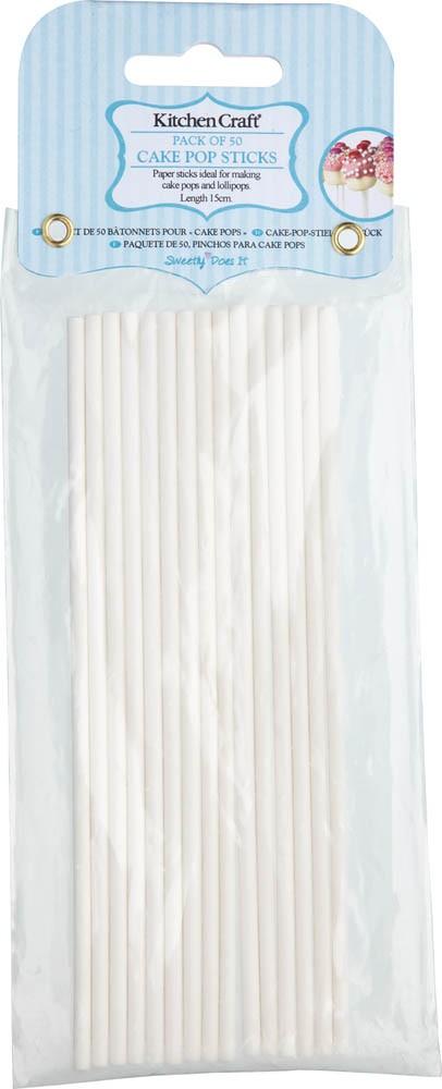 ξυλάκια 15cm για cake pop 50τεμάχια sweetly does it home   ζαχαροπλαστικη   εργαλεία ζαχαροπλαστικής