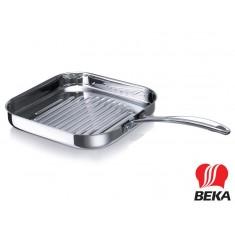 Γκριλιέρα Chef 26,5cm Ανοξείδωτη 18/10 Beka