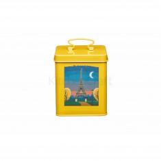 Δοχείο Kitchencraft Μεταλλικό Carton Κίτρινο
